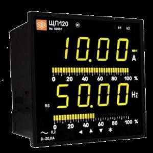 Прибор измерительный ЩП120 с линейной шкалой