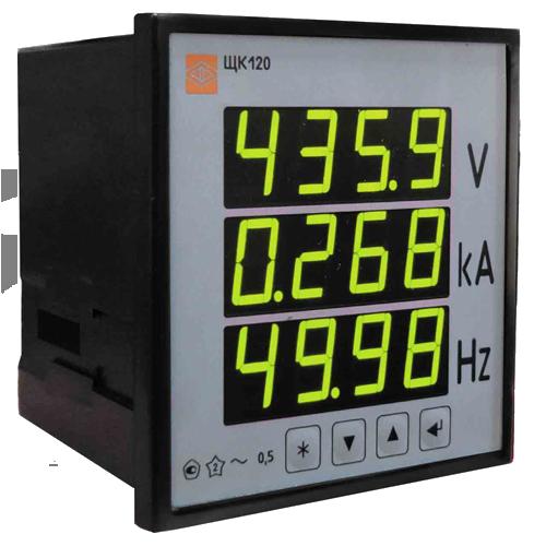 Прибор измерительный ЩК120