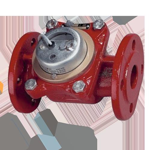 Счетчик горячей воды с импульсным выходом ВСТН-150