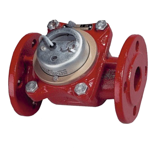Счетчик горячей воды с импульсным выходом ВСТН-250