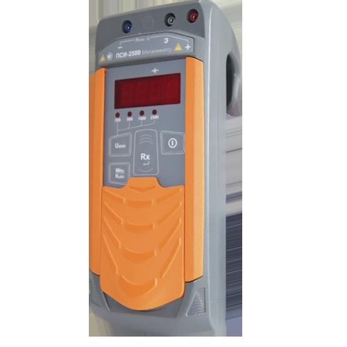 Мегаомметр ПСИ-2500, техническое описание, цена