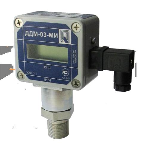 Датчик давления ДДМ 03МИ