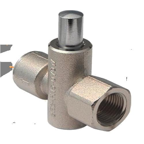 Кнопочный запорный клапан VE2-2